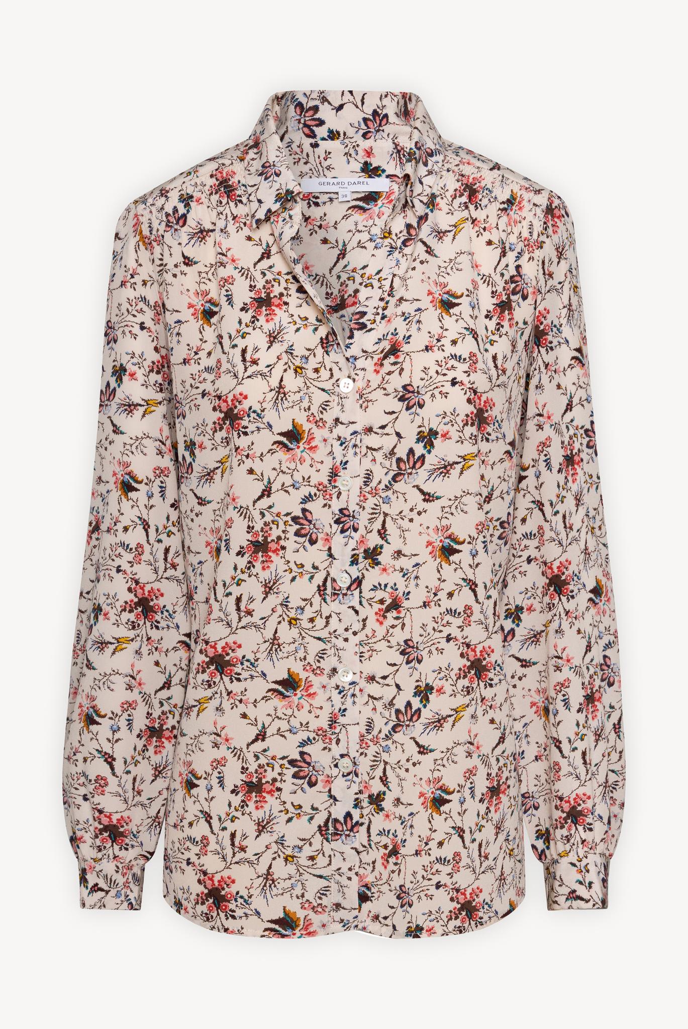 NICKY - Шелковая рубашка