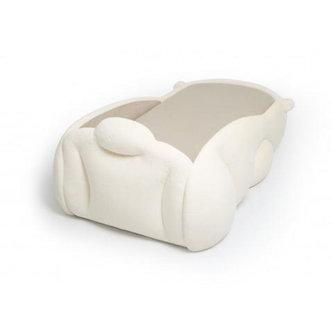 Кровать Romack Sonya Мишка белый