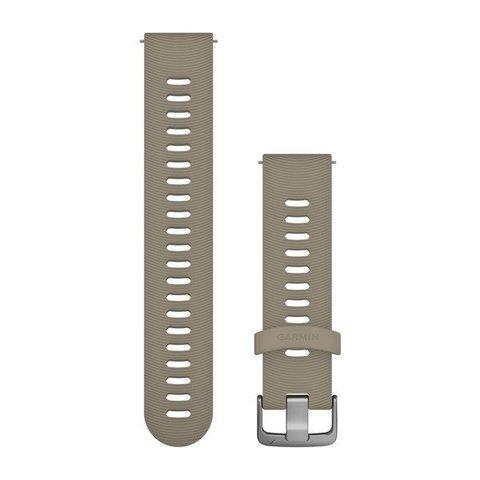 Ремешки силиконовые Quick Release 20 mm