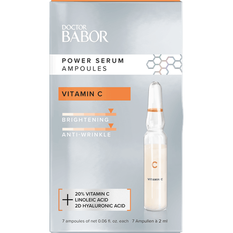 Набор ампул Doctor Babor Power Ampoules Vitamin C 14 мл