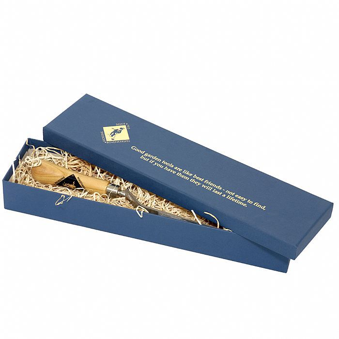 Подарочная коробка голубая Sneeboer