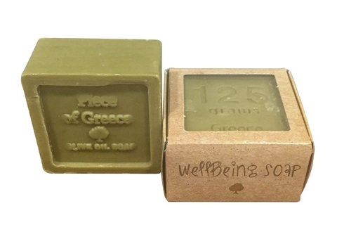 Критское мыло Piece of Greece WellBeing soap