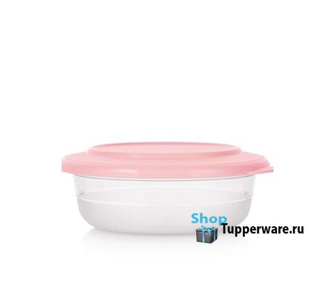СК чаша 275 мл в розовом цвете