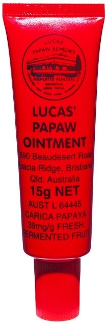 Lucas Papaw Ointment бальзам 15 г