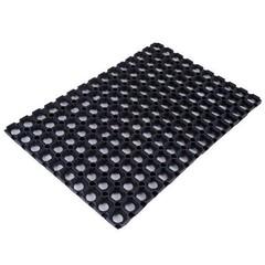 Коврик резиновый ячеистый Cleanwill 400х600 мм