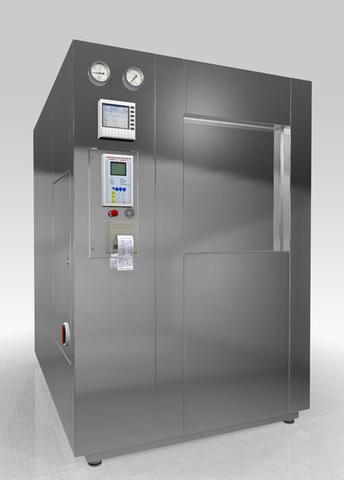 Стерилизатор паровой для обеззараживания медицинских отходов СМО-560-ТЗМОИ - фото
