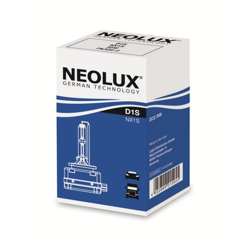 D1S Ксеноновая лампа NEOLUX (артикул D1S-NX1S)