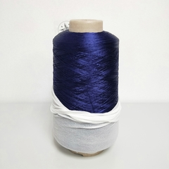 Gruppo Filpucci, Scillawash, Вискоза 100%, Глубокий пурпурно-синий, 1/20, 2000 м в 100 г