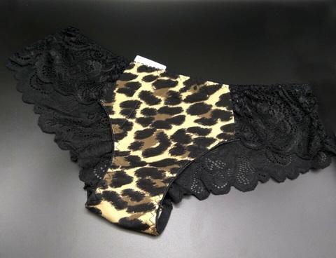 Трусы леопард