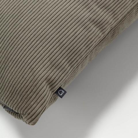 Чехол на подушку Namie 60x60 темно-серый