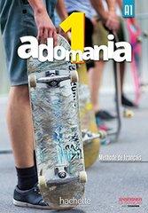 Adomania 1 Livre de l'eleve + CD-ROM (audio et ...