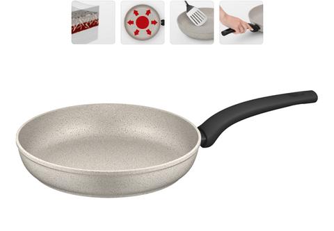 Сковорода с антипригарным покрытием Marmia, 26 см NADOBA