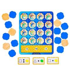 Логическая игра Снеговики Smile Decor П831