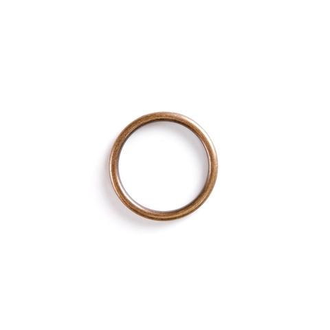 Кольцо латунь 26 мм (металл)