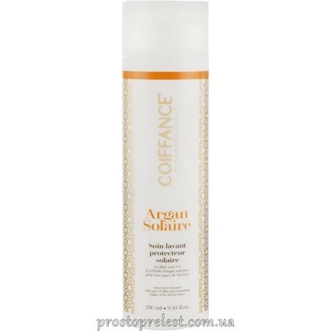 Coiffance Professionnel Argan Solaire Shampoo – Солнцезащитный шампунь для волос