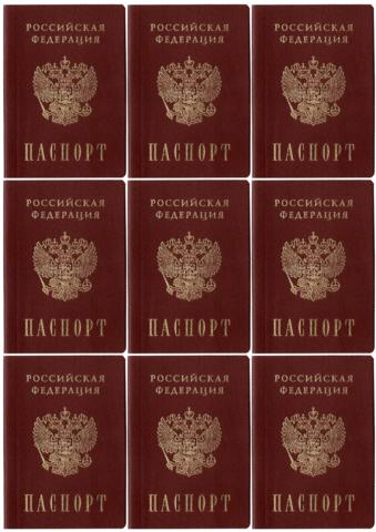 Печать на сахарной бумаге, Паспорт-7