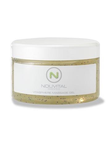 Витаминный массажный гель Витасфера Vitasphere Massage Gel, Nouvital, 250 мл