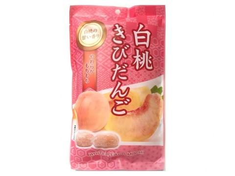 Моти дайфуку Kubota Seika с соком японского персика Хакуто 160 гр
