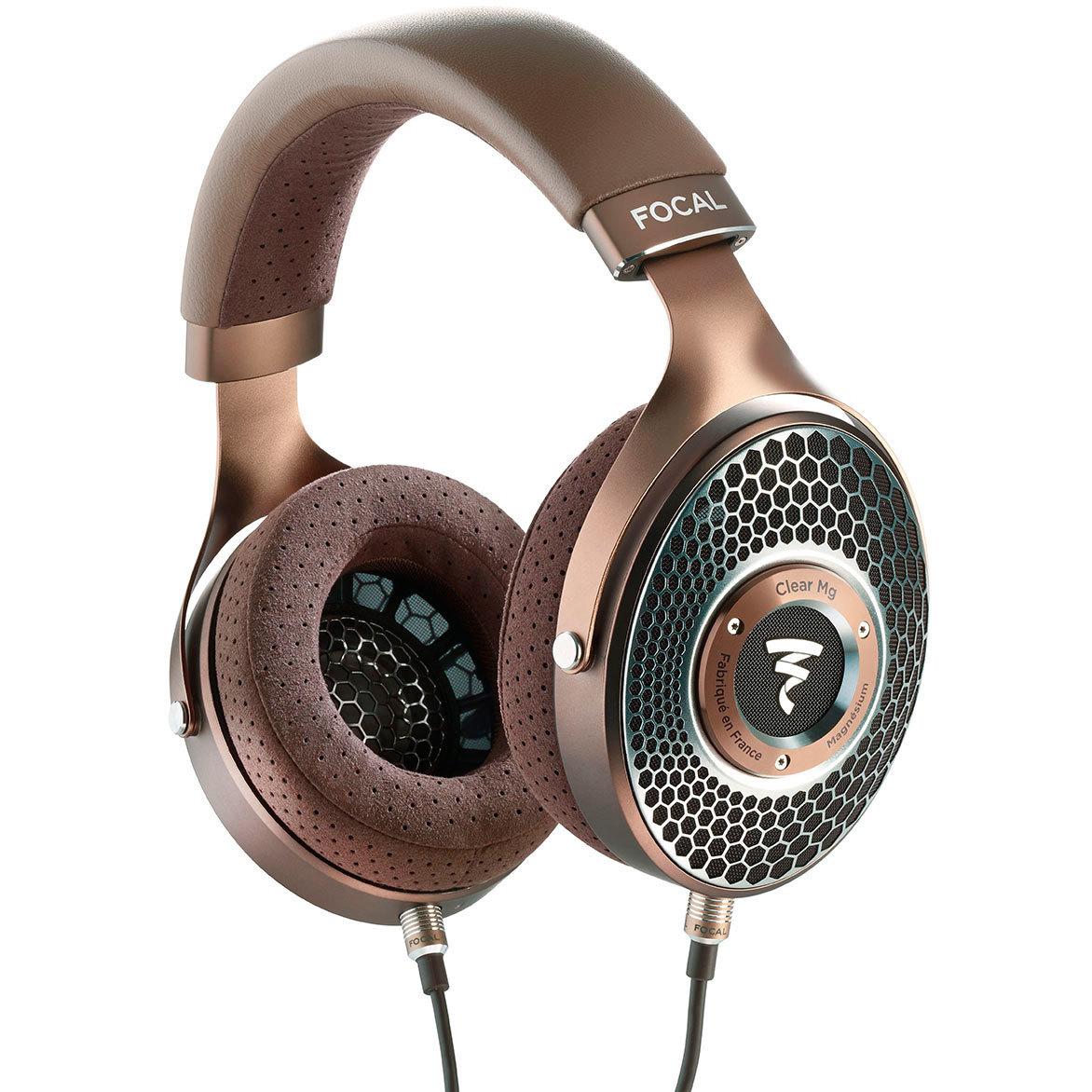 Focal Headphones Clear MG