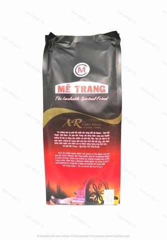 Вьетнамский молотый кофе Me Trang Arabica Robusta, Original, 500 гр.