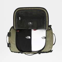 Сумка-баул The North Face Base Camp Duffel S Burnt Olive Grn/Tnf Black - 2