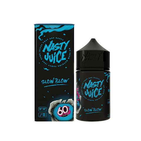 Nasty Juice 60 мл Slow Blow