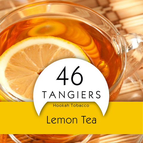 Табак Tangiers 100 г Noir Lemon  Tea