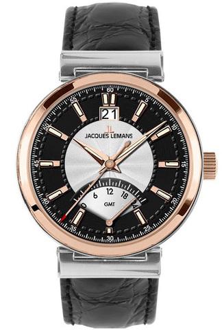 Купить Наручные часы Jacques Lemans 1-1697B по доступной цене