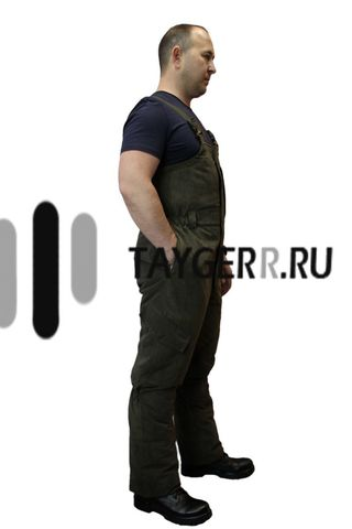Костюм зимний Диверсант -45С (ткань: Таслан мембрана) TAYGERR Тайгер