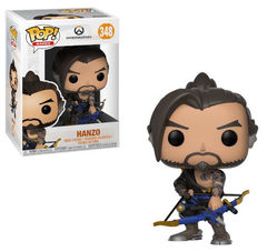 Funko - Pop Games: Overwatch S4 - Hanzo Brand New In Box