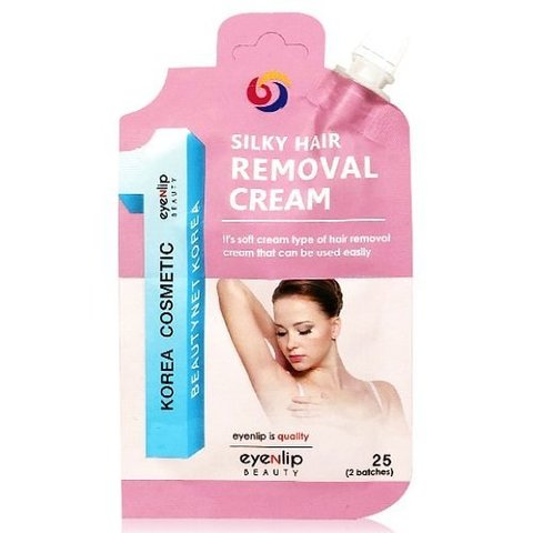 Крем для депиляции EYENLIP POCKET SILKY HAIR REMOVAL CREAM 25 гр