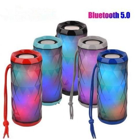 Портативная колонка TG-167 bluetooth (светомузыка)