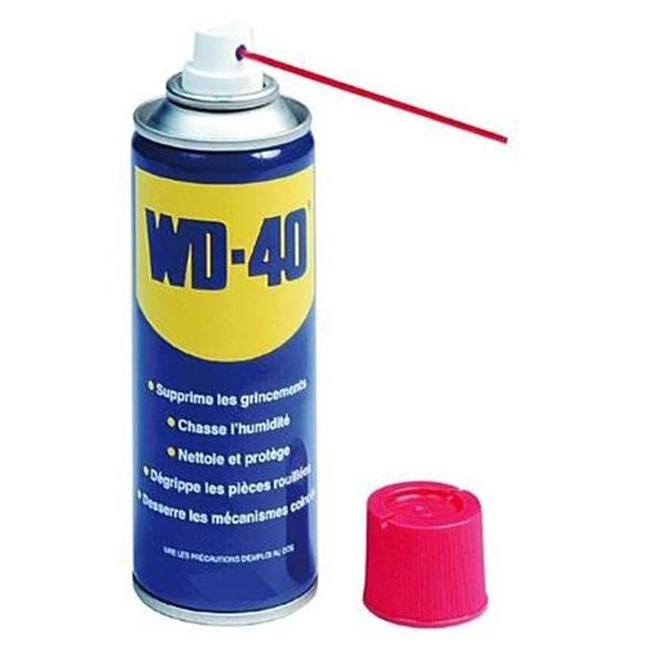 WD-40 Средство для тысячи применений