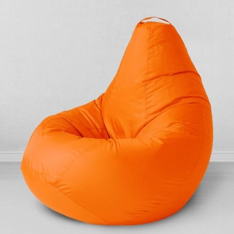Кресло-мешок «Груша» Оранжевый L