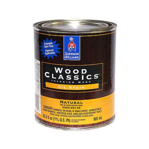 Wood Classics Interior Stain