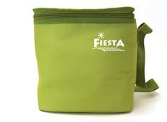 Сумка изотермическая Fiesta 5 л зеленая