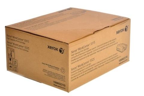 Картридж Xerox 106R02310 черный