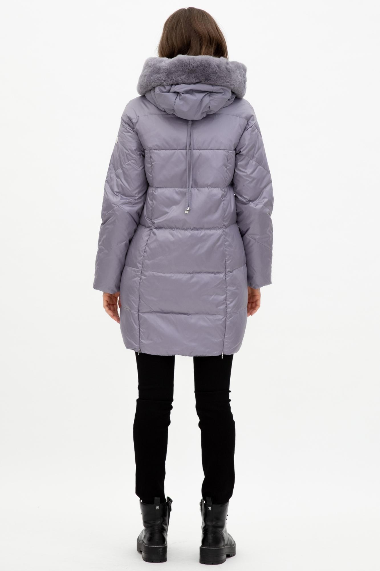 Куртка для беременных 09828 фиолетовый