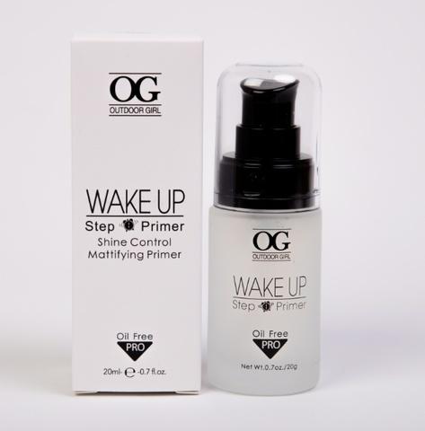 OG-FS5280 Праймер-основа для макияжа Mineral Primer, Illuminate прозрачная, в стеклянной тубе
