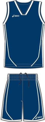 Баскетбольная форма ASICS SET MAGIC T209Z4 (5001)