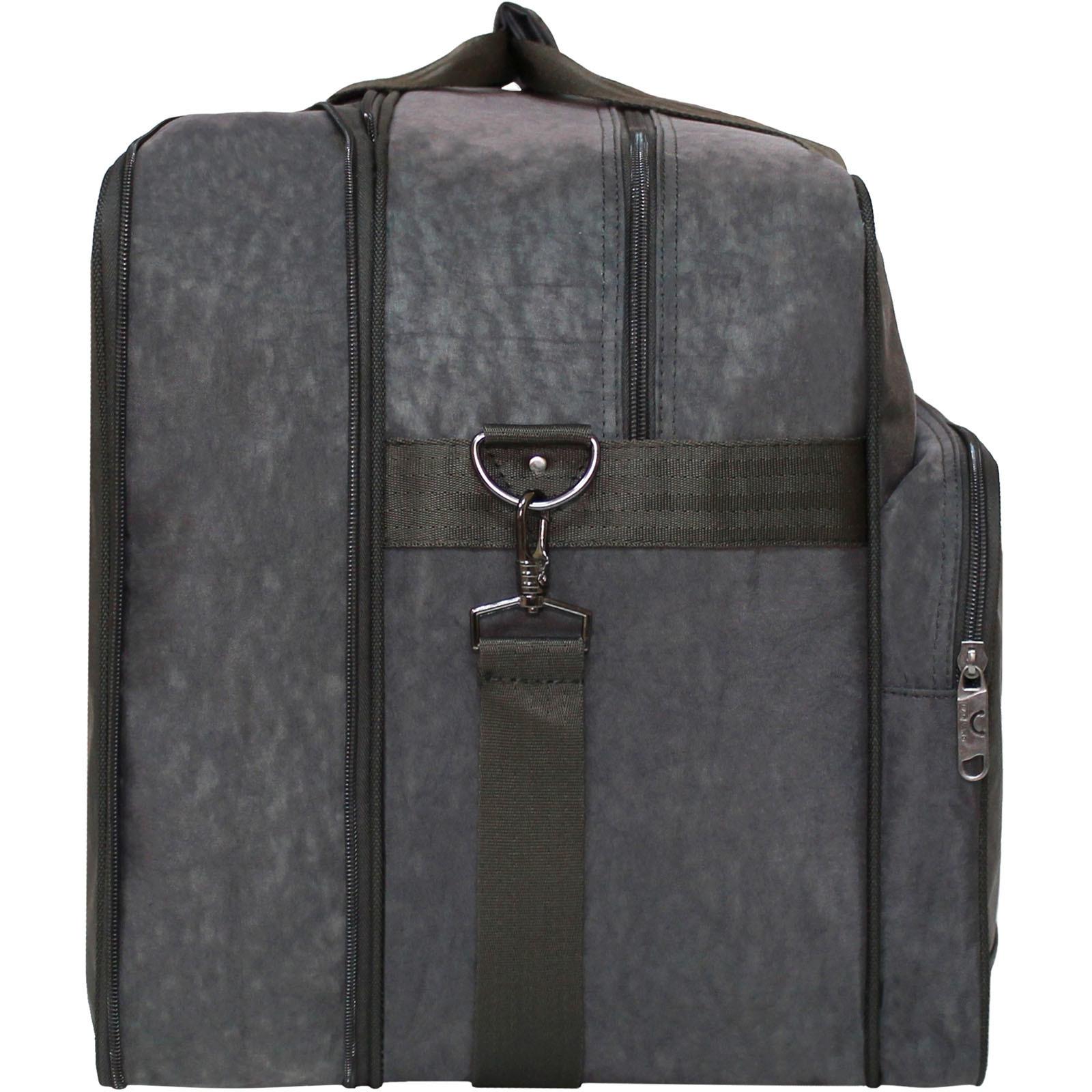 Дорожная сумка Bagland Рига 36 л. 327 хаки (0030370)