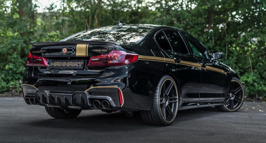 Обвес Manhart для BMW M5 F90