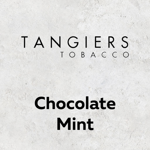 Тangiers (250 гр) Chocolate Mint (Birquq)
