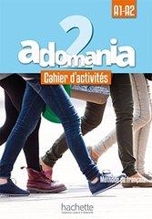 Adomania 2 Cahier + CD audio + Parcours digital