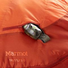 Спальник Marmot Trestles 0 Long Orange Haze-Dark Rust - 2