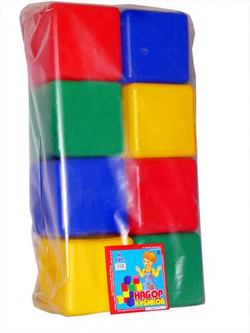 Кубики XL, 8 деталей, 6005