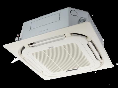 Комплект Ballu Machine BLCI_C-36HN8/EU инверторной сплит-системы, кассетного типа