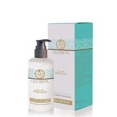 OLIOSETA Oro Del Marocco Увлажняющий кондиционер для тонких и светлых волос с маслом арганы и семян льна 250 мл