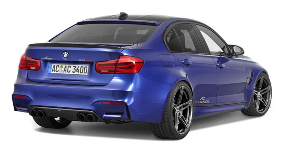 Обвес AC Schnitzer для BMW M3 F80