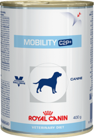 Royal Canin MOBILITY MC 25 С2Р+ для собак при заболеваниях ОДА
